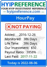 hyipreference.com - hyip hour pay limited