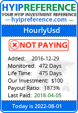 hyipreference.com - hyip hourly  usd