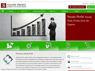 hyip program Steady Profit