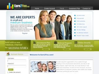 hyip program Earn2You